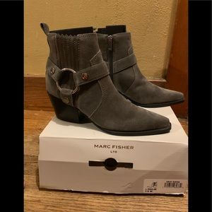 Marc Fisher booties /Brand New with box never worn